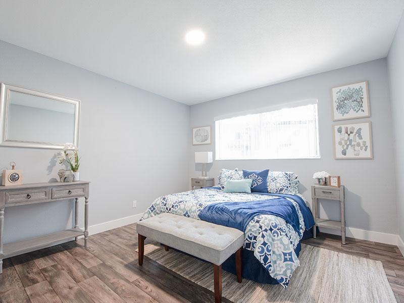 Bedroom | Aspenwood Apartments