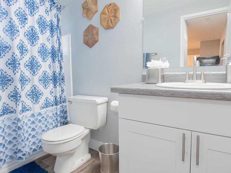 Bathroom | Aspenwood Apartments