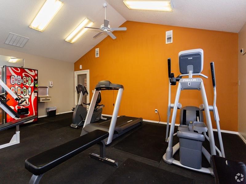 Fitness Center | Stark Street Crossings