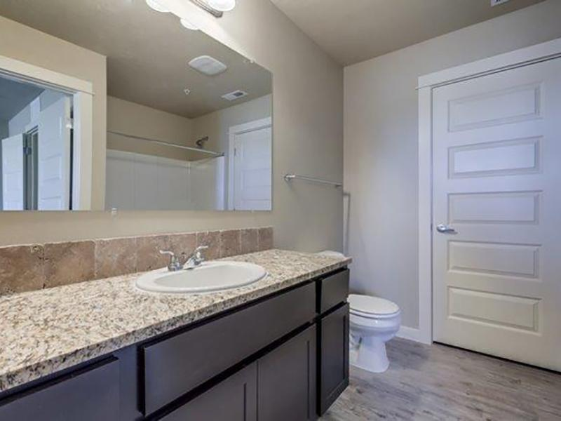 Bathroom | Stonesthrow Townhomes in Meridian, ID