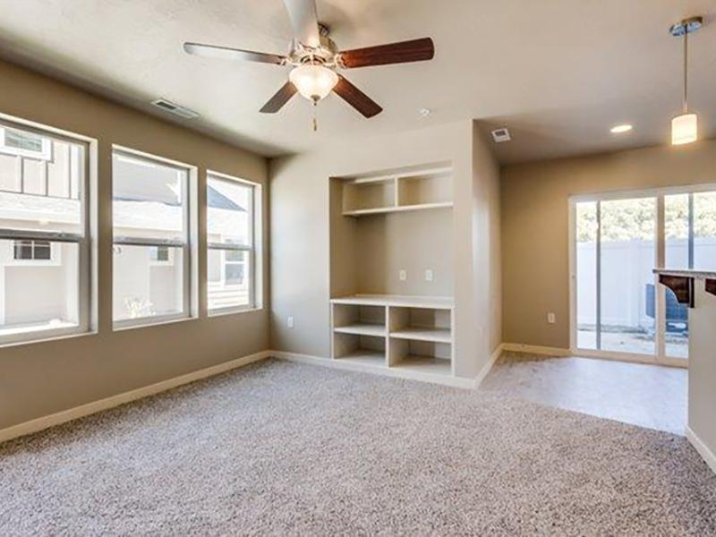 Front Room | Stonesthrow Apartments in Meridian, ID