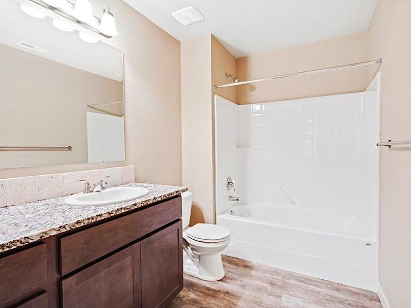 Bathroom | Cottages at Stonesthrow Townhomes in Meridian, ID