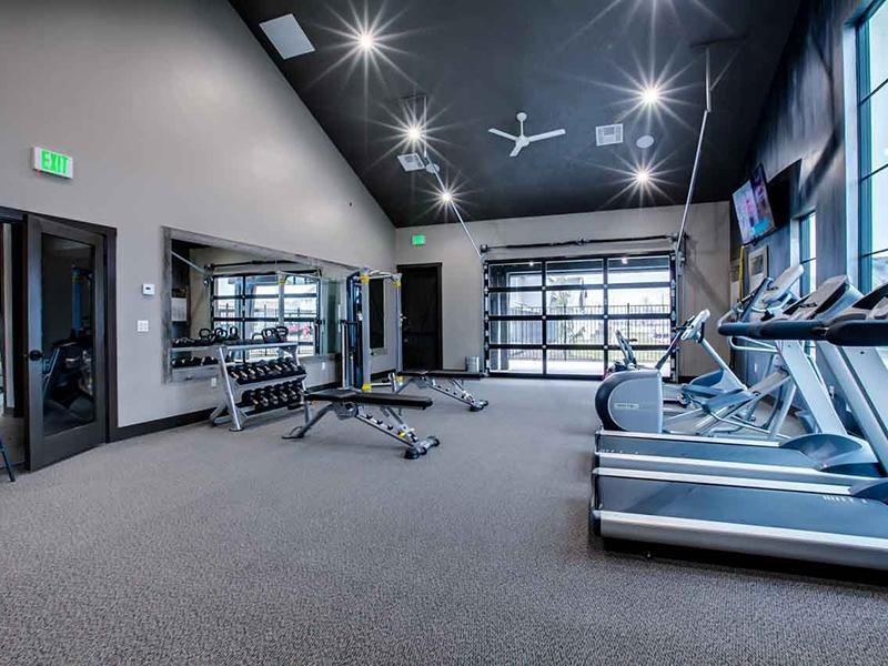 Resident Fitness Center | Cottages at Stonesthrow in Meridian, ID
