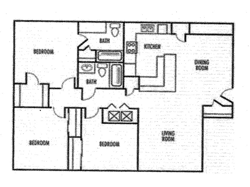 Floor Plans at Luxe at Burbank Apartments