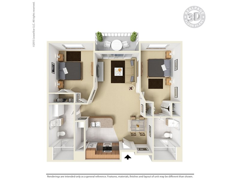 Our wasatch ii 2 bedroom 2 bathroom is a 2 Bedroom, 2 Bathroom Apartment