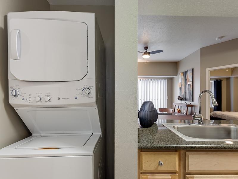 Washer & Dryer   Elevate on 5th in Salt Lake City, UT