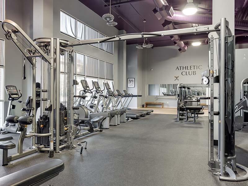 Fitness Center   Elevate on 5th in Salt Lake City, UT