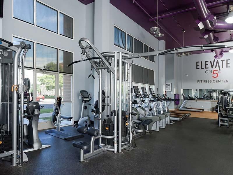 Gym   Elevate on 5th in Salt Lake City, UT