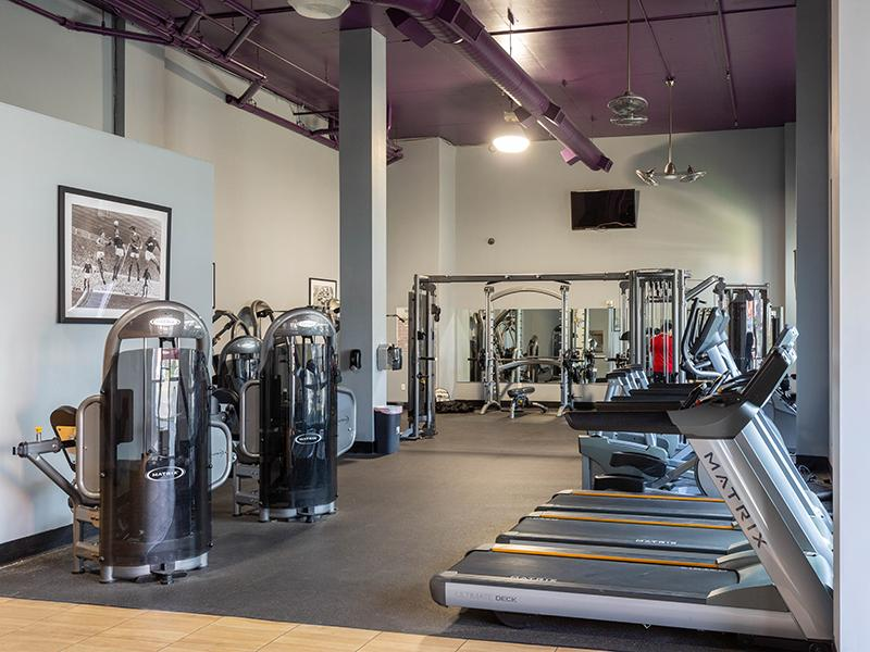 Apartments in Salt Lake City with a Gym | Elevate on 5th