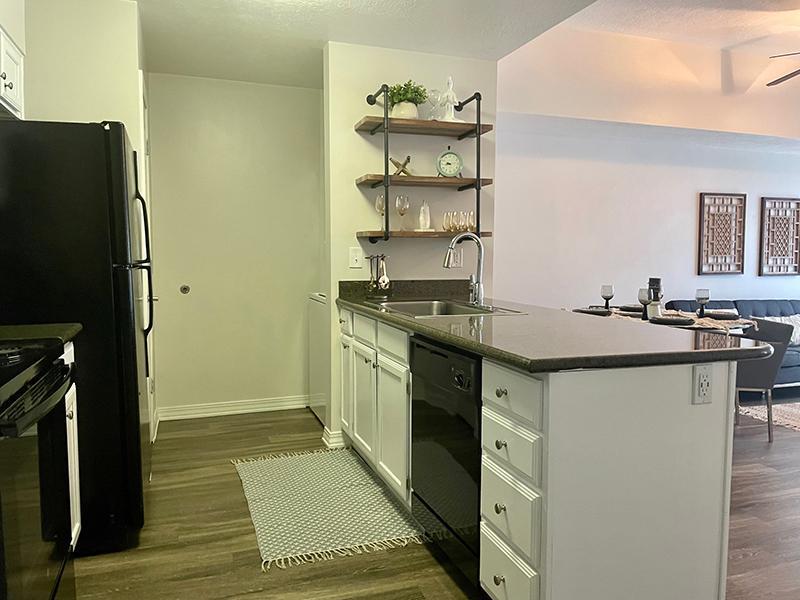 Kitchen   Elevate on 5th in Salt Lake City, UT