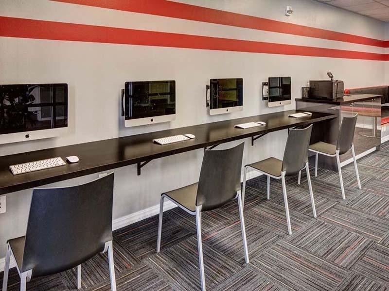 Business Center   Elevate on 5th in Salt Lake City, UT