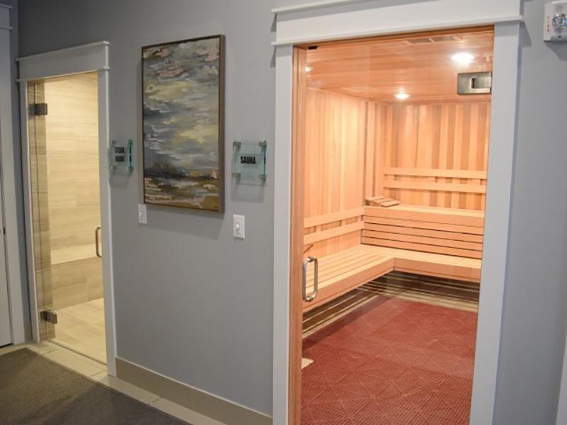Sauna | Steam Room | Herriman Towne Center