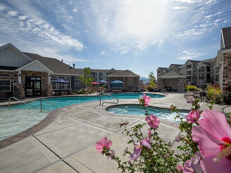 Swimming Pool | Herriman Towne Center