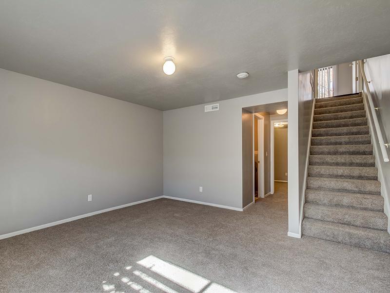 Living Room | Aspen Cove Townhomes