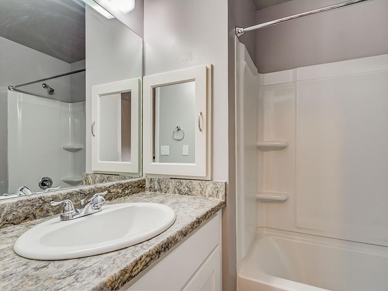 Bathroom | Aspen Cove Townhomes