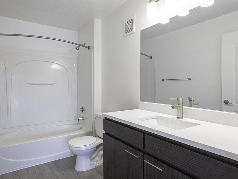 Bathroom | Wilshire Place