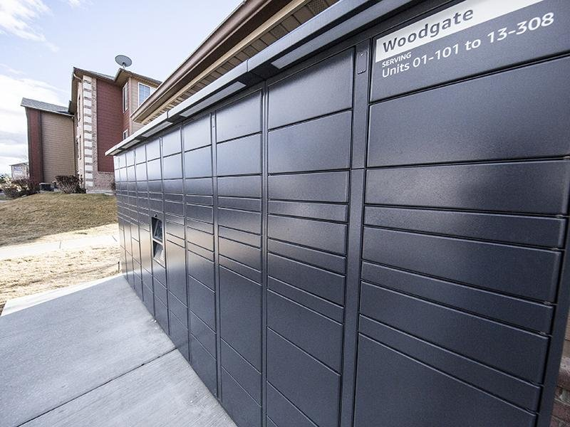 Package Hub | Woodgate Apartments