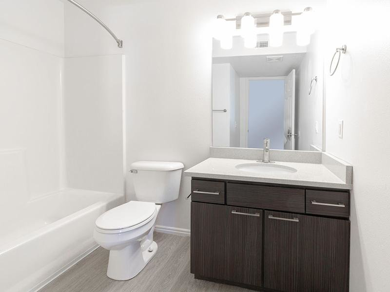 Bathroom | Woodgate Apartments