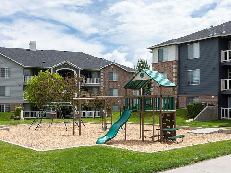 Playground   Woodgate