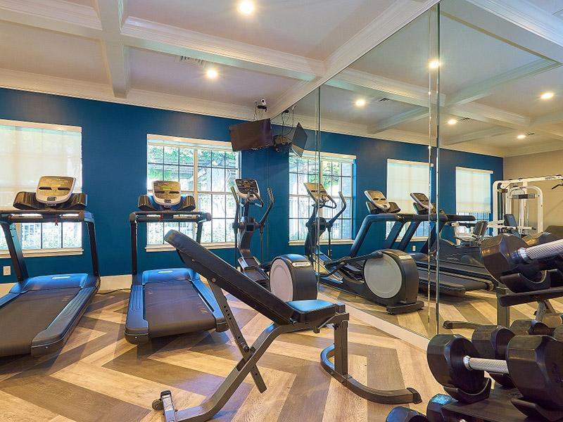 Gym | Preston Hollow