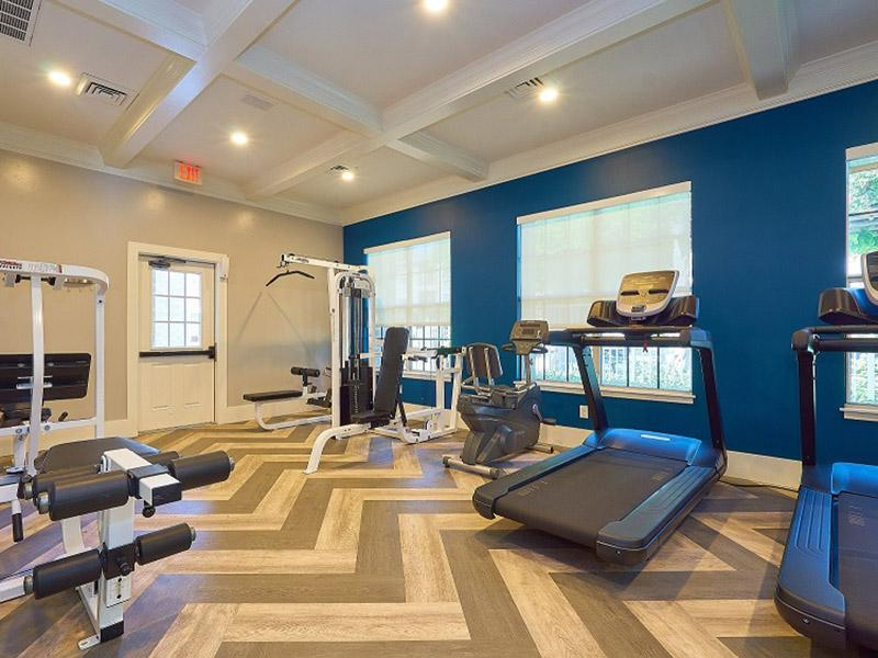 Fitness Center | Preston Hollow