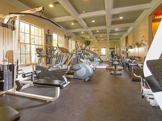 Gym | Preston Hollow