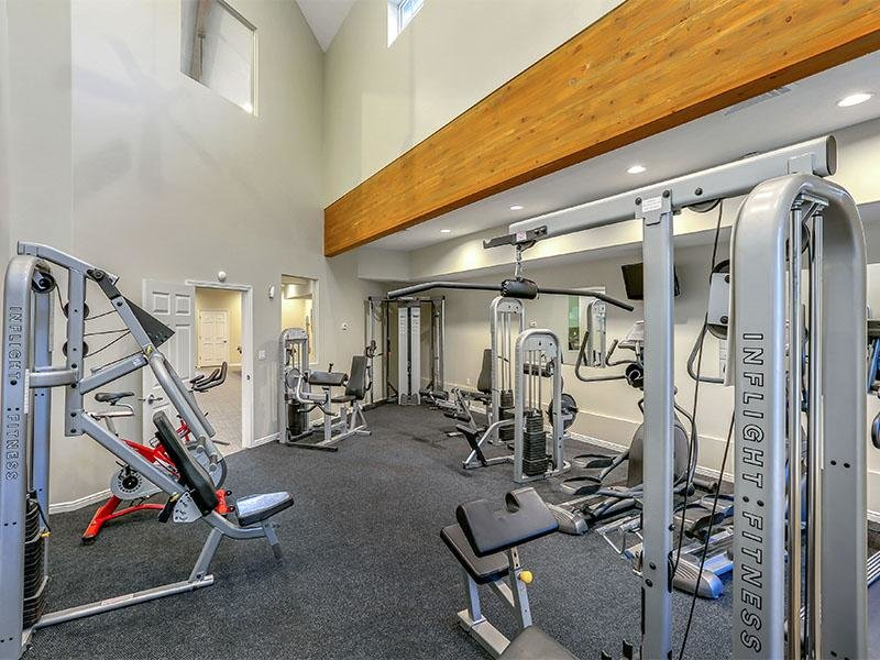Fitness Center | Seasons at Pebble Creek