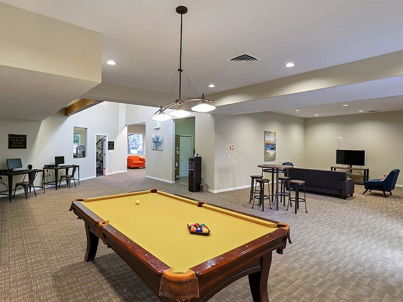 Game Room | Seasons at Pebble Creek