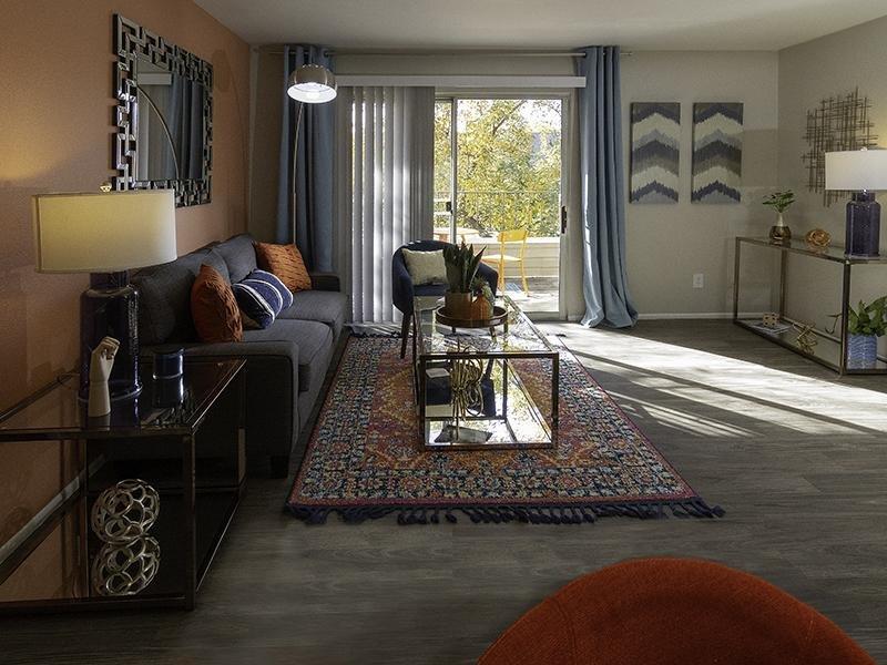 Living Room | Seasons at Pebble Creek