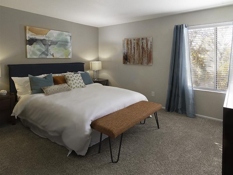 Bedroom | Seasons at Pebble Creek