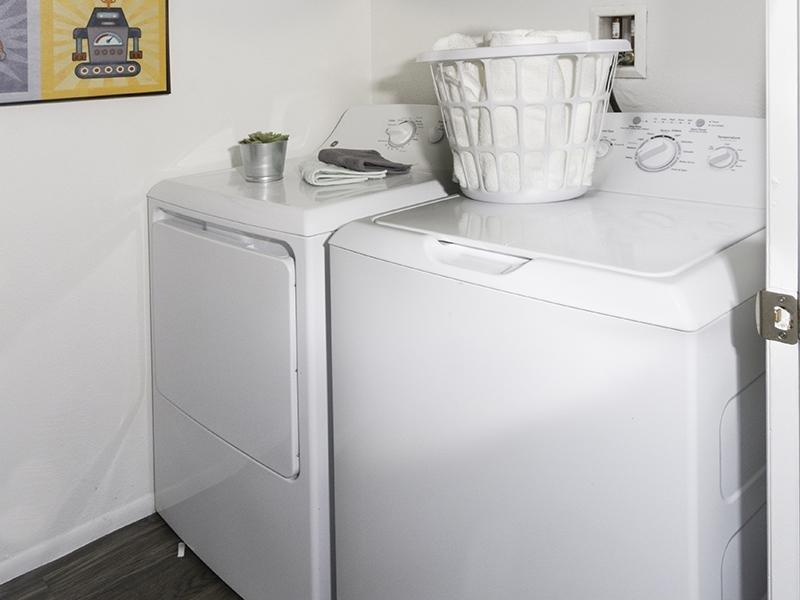 Laundry | Seasons at Pebble Creek