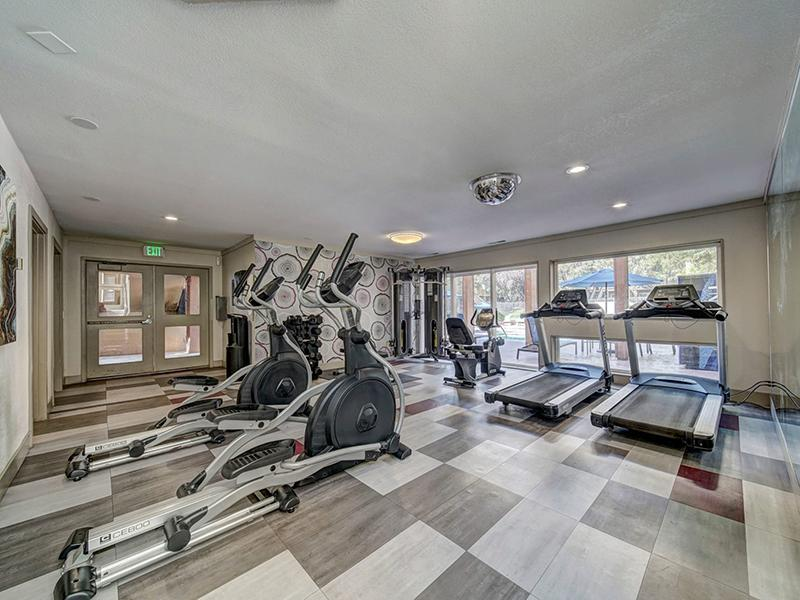 Gym | The Timbers Apartments in Hayward, CA