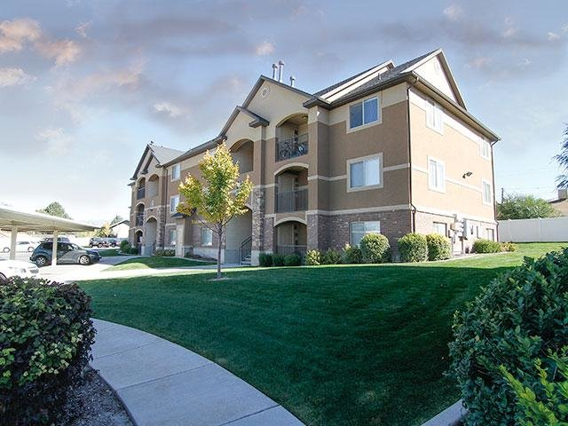 Ridgeview Apartments in North Salt Lake City, Ut