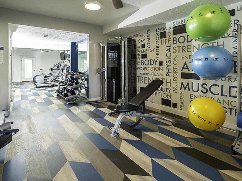 Fitness Center | Ridgeview