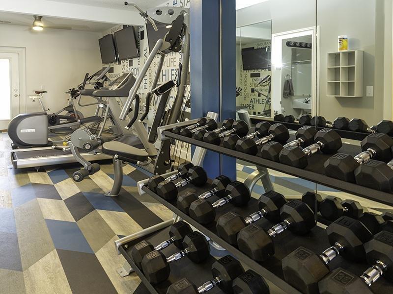 Gym | Ridgeview