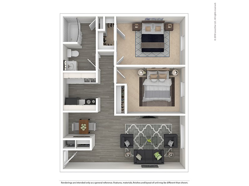 Floor Plans at Solara Apartments