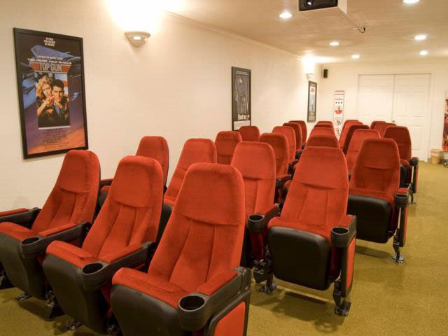 Movie Theater | Solara Apartments