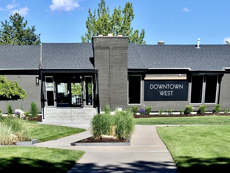 Path to Office | Downtown West Apartments in Salt Lake City, UT