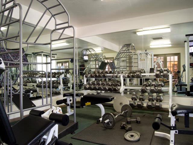SLC Solara Apartments Gym