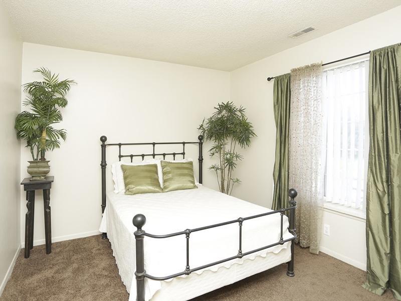 Bedroom | Solara Apartments