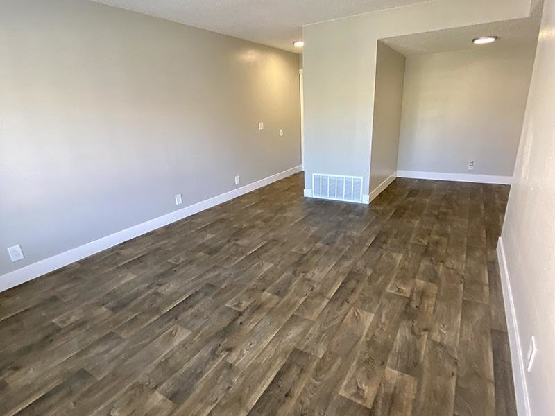 Front Room | Downtown West Apartments in Salt Lake City, UT