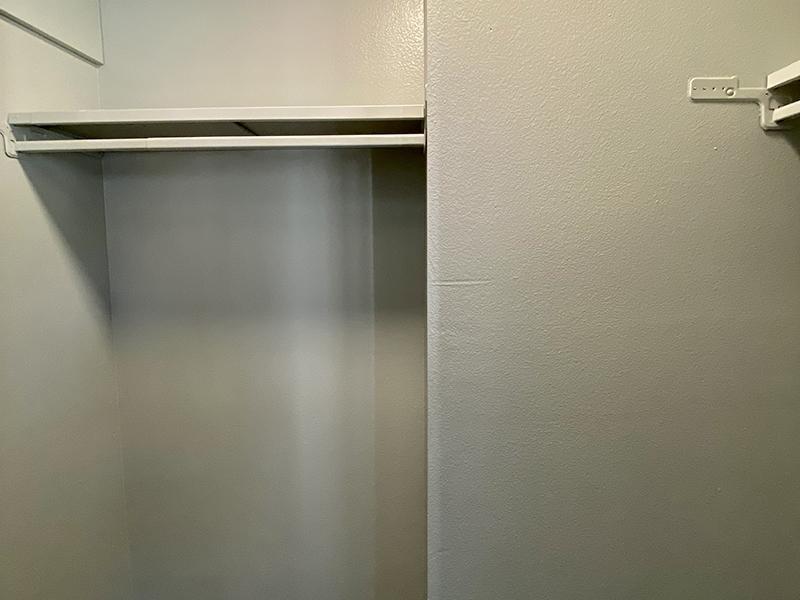 Closet Space | Downtown West Apartments in Salt Lake City, UT