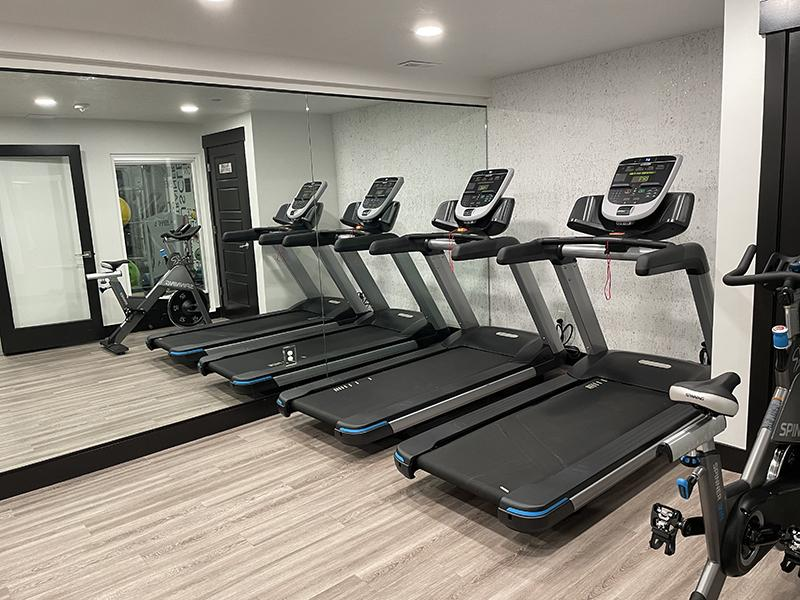 Cardio Center | Solara Apartments