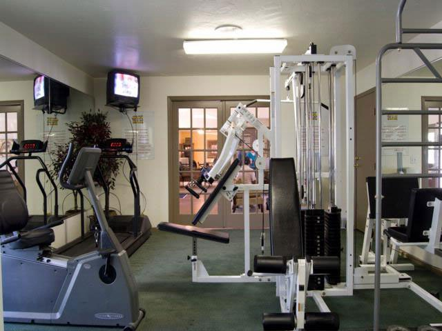 Fitness Center | Solara Apartments