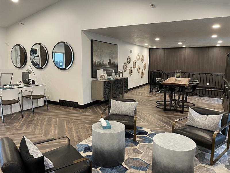 Office | Downtown West Apartments