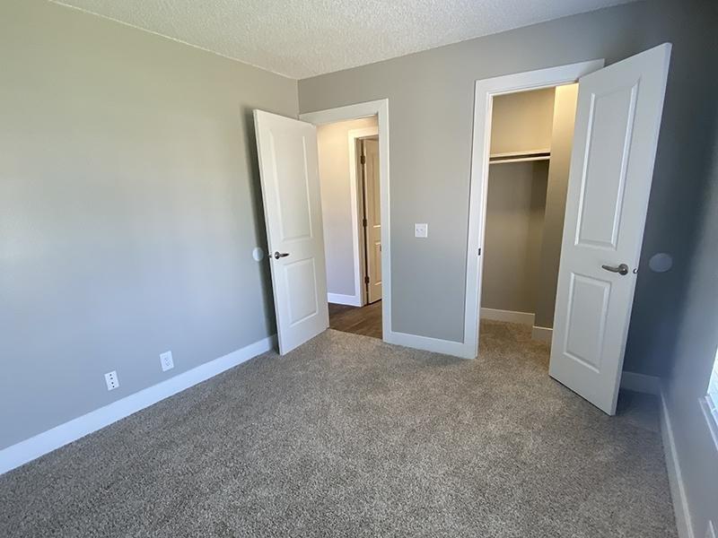 Bedroom Doorway | Downtown West Apartments in Salt Lake City, UT