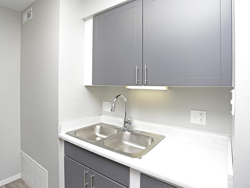 Kitchen | Solara Apartments