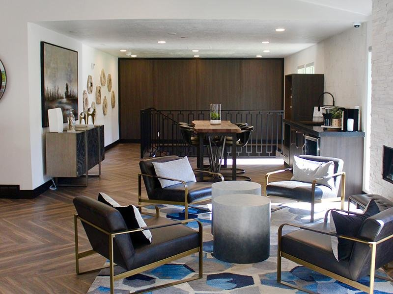 Clubhouse | Downtown West Apartments in Salt Lake City, UT