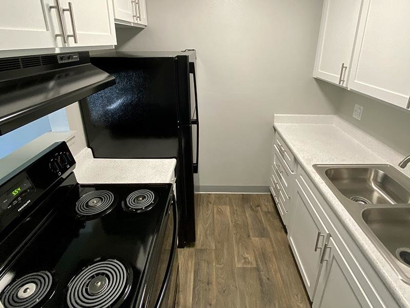 Kitchen | Downtown West Apartments in Salt Lake City, UT