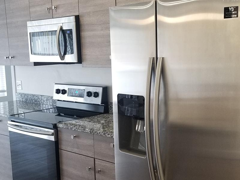 Stainless Steel Appliances | Clearfield Junction